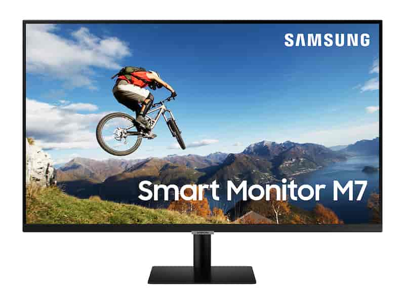 "32"" Smart Monitor With Mobile Connectivity"