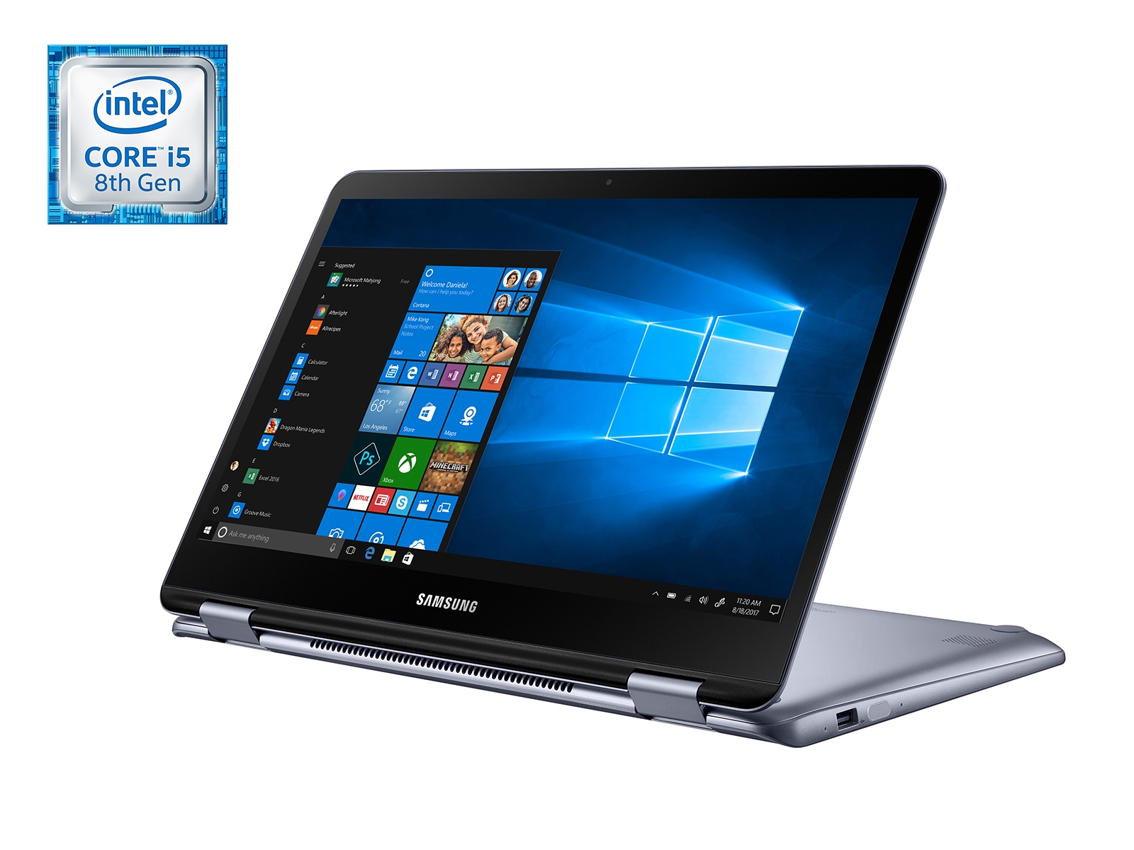 Notebook 7 Spin