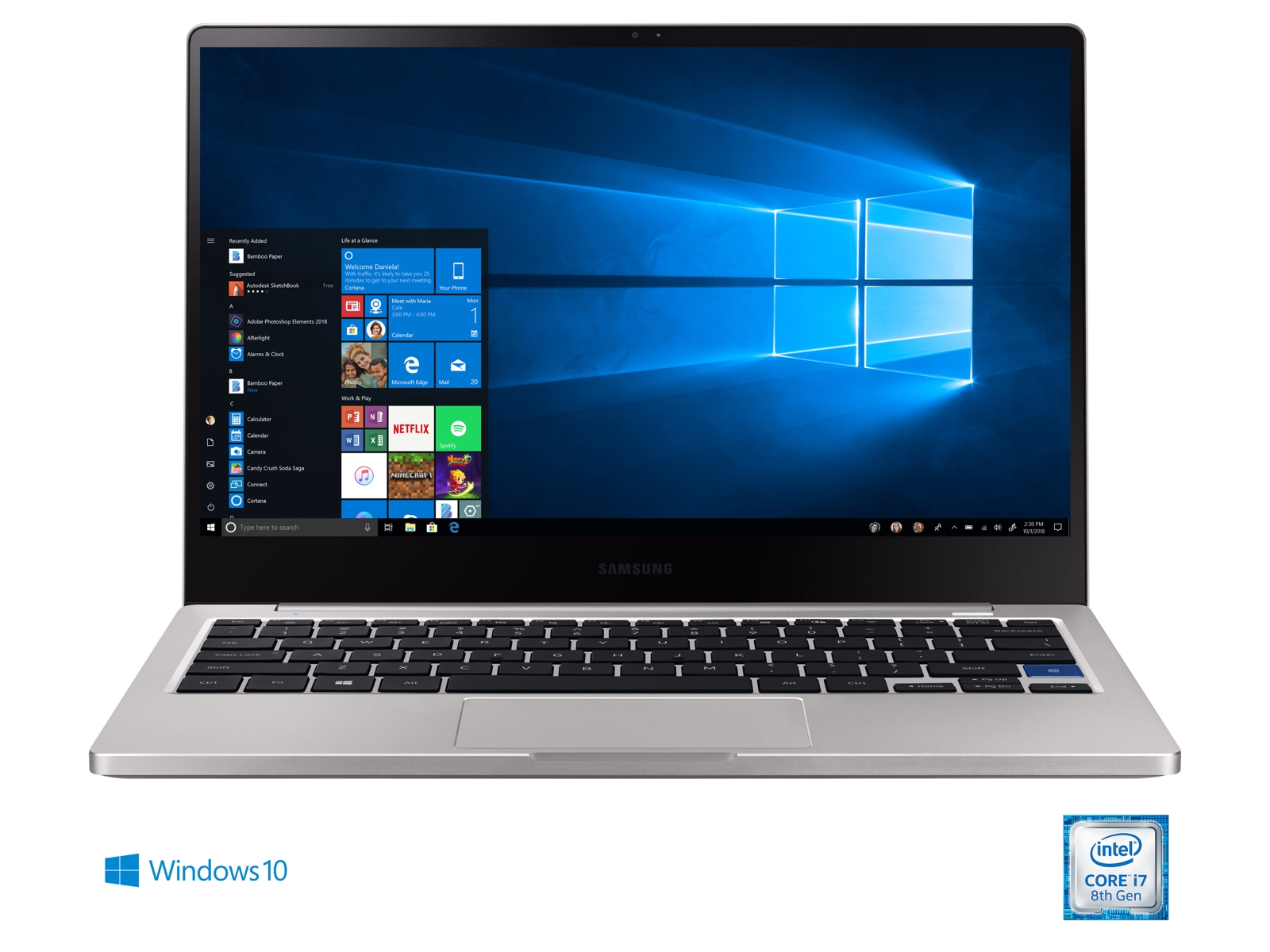Notebook 7 13.3 (Core i7/16GB)