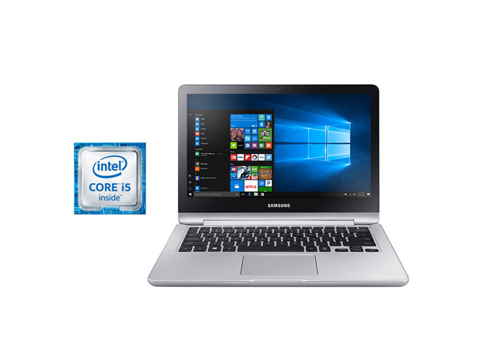 "Notebook 7 spin 13.3"" (12GB RAM)"