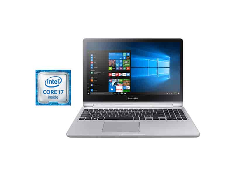 "Notebook 7 spin 15.6"" (12GB RAM)"