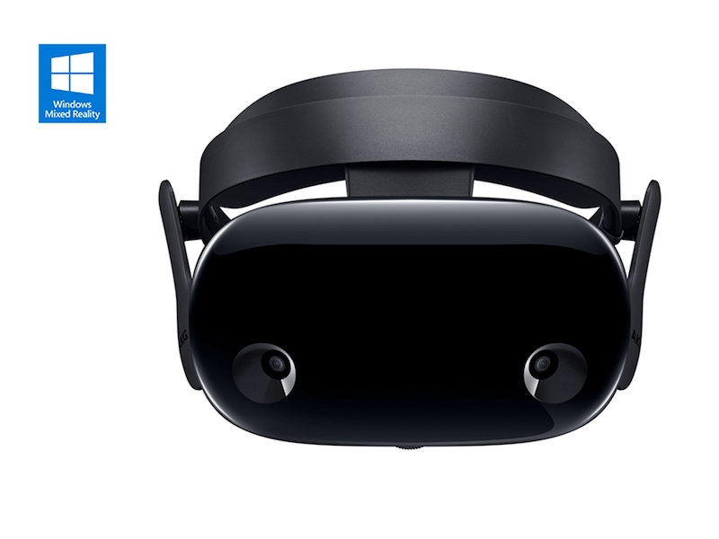HMD Odyssey+ - Windows Mixed Reality Headset