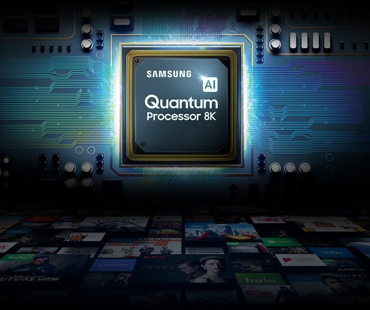 QLED 8K TV - Introducing 8k resolution TV | Samsung US