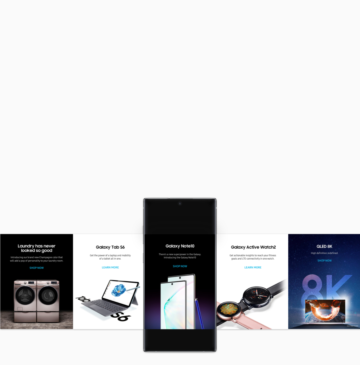 Shop Samsung App