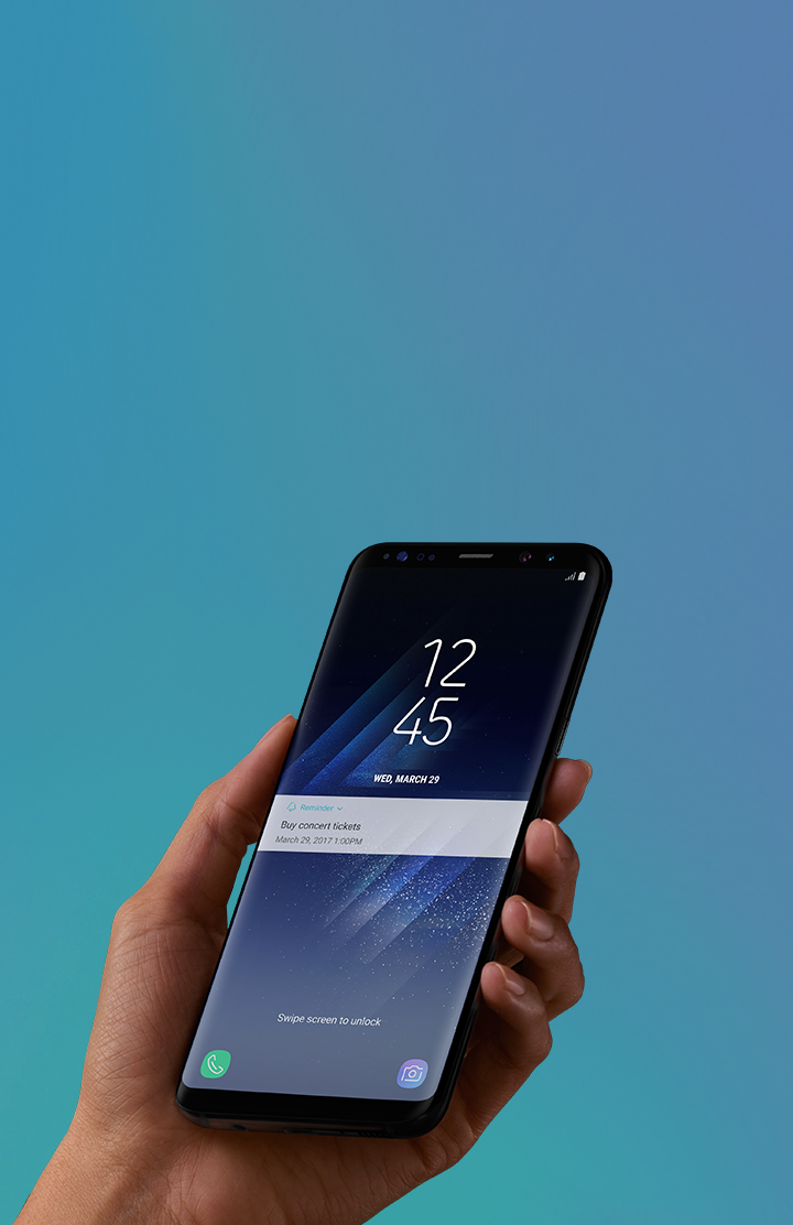 Samsung Bixby: Setup Reminders on Your Galaxy S8
