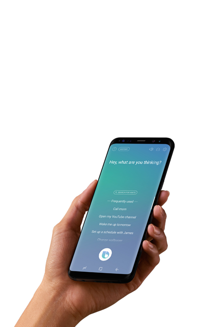 Samsung Bixby: Control Galaxy S8 with Voice Commands