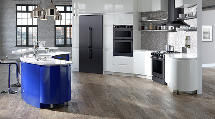 Smart Kitchen Appliances Chef Collection Samsung Us