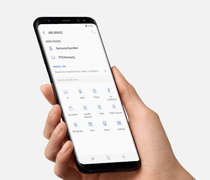 Samsung Smartthings: Smart Home App for Home Automation