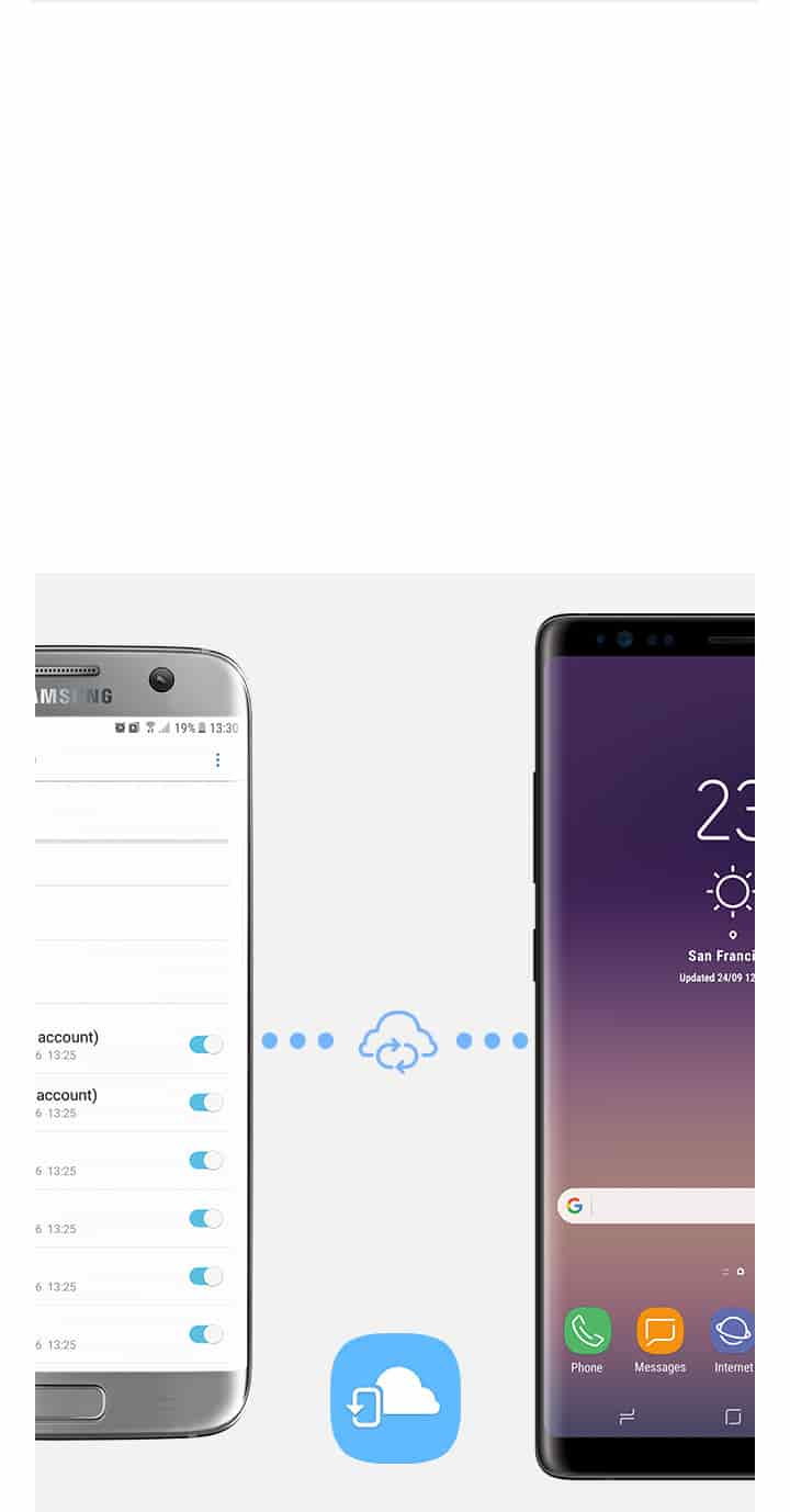 Samsung Cloud: Back up, Sync & Restore Data
