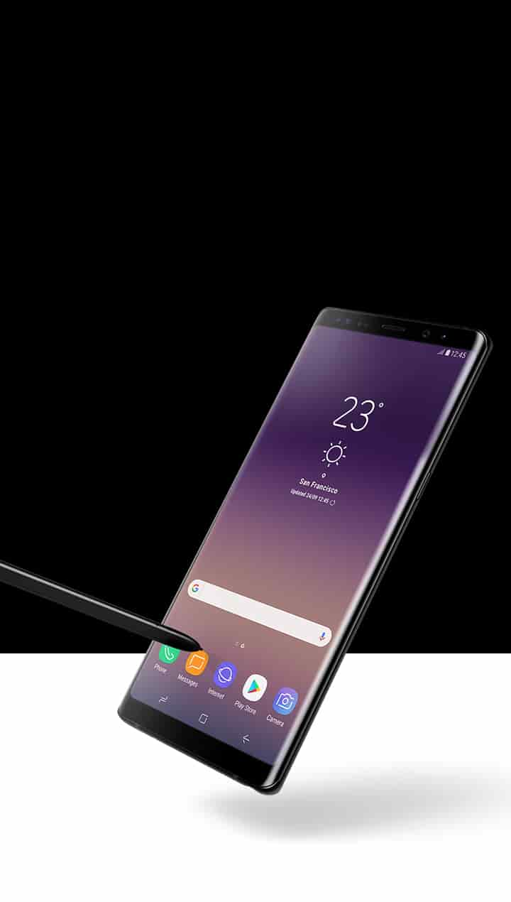 Shop the Samsung Galaxy Note8