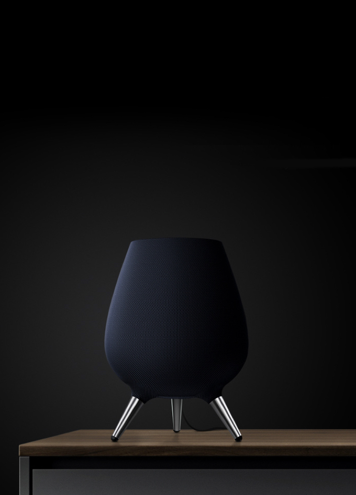 Galaxy Home - Bixby Virtual Assistant & AKG Smart Speaker