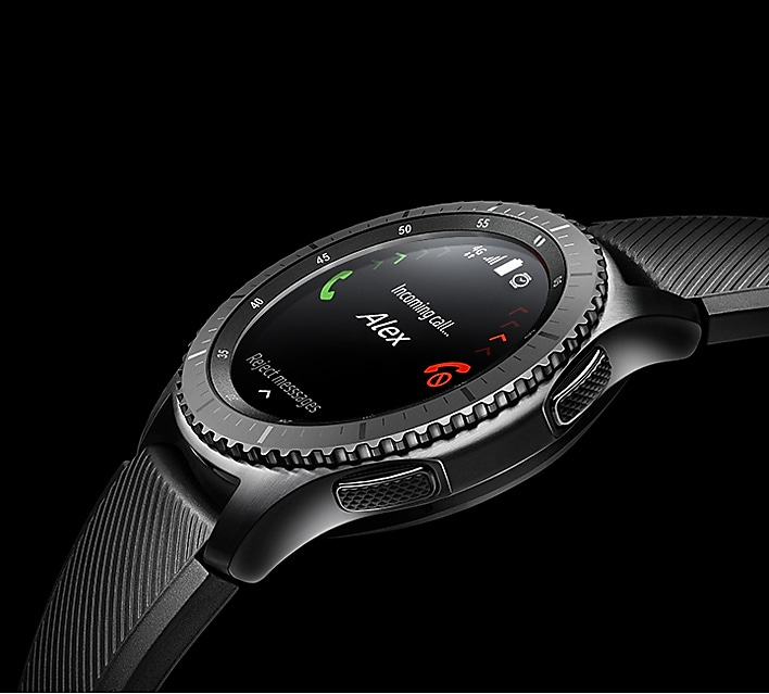Samsung Gear S3 Smart Watch | Samsung US