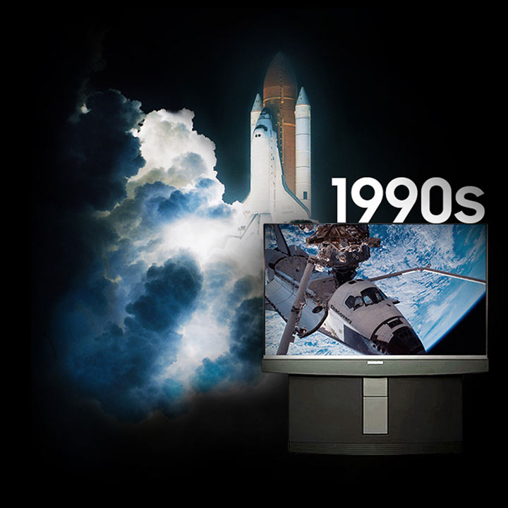 TV Is Making History Again | Samsung US