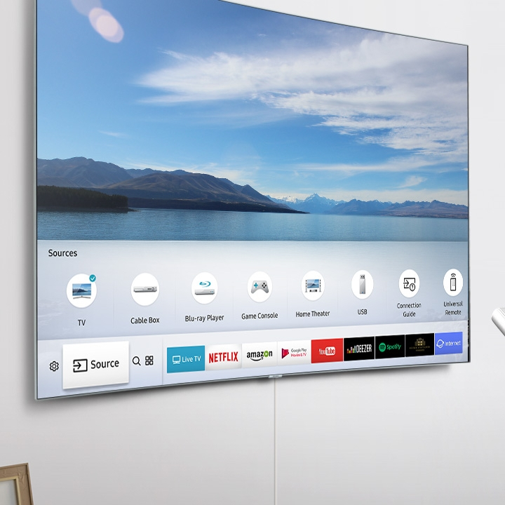 Samsung Smart TV Controls - Connect and control simply | Samsung US