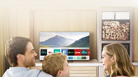 Apps on your Smart TV