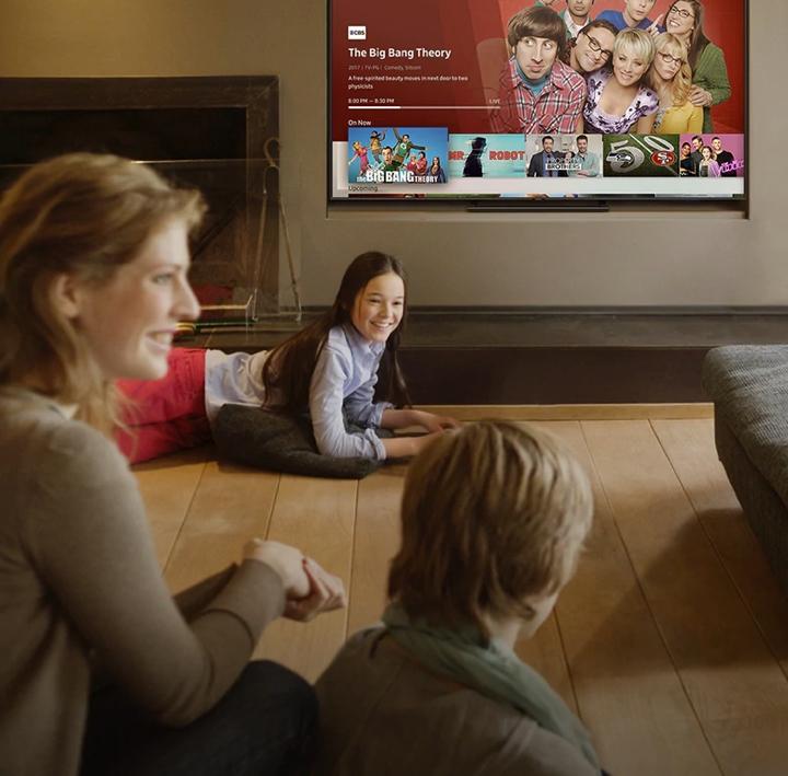 Samsung Smart TV | Smart is now intelligent | Samsung US