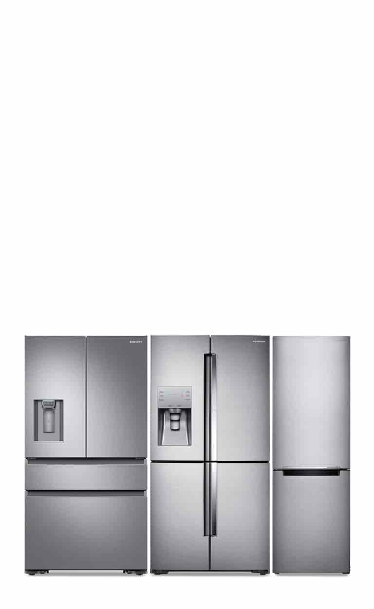Shop select refrigerators and get up to 20% off
