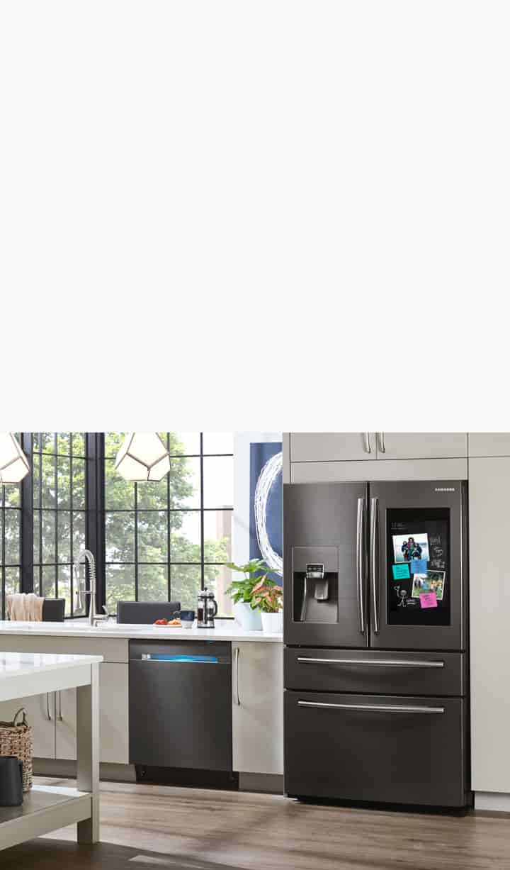 Home Appliances Kitchen Laundry Smart Appliances Samsung Us
