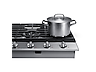"Thumbnail image of 36"" Gas Cooktop in Stainless Steel"