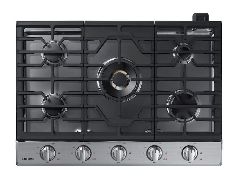 30 Gas Cooktop With 22k Btu True Dual Burner 2016
