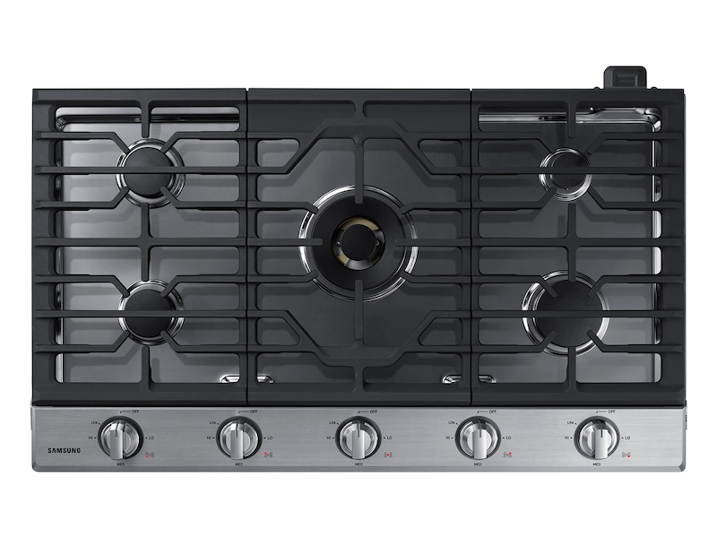 36 Gas Cooktop With 22k Btu True Dual Burner 2018