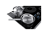"Thumbnail image of 30"" Induction Cooktop in Stainless Steel"