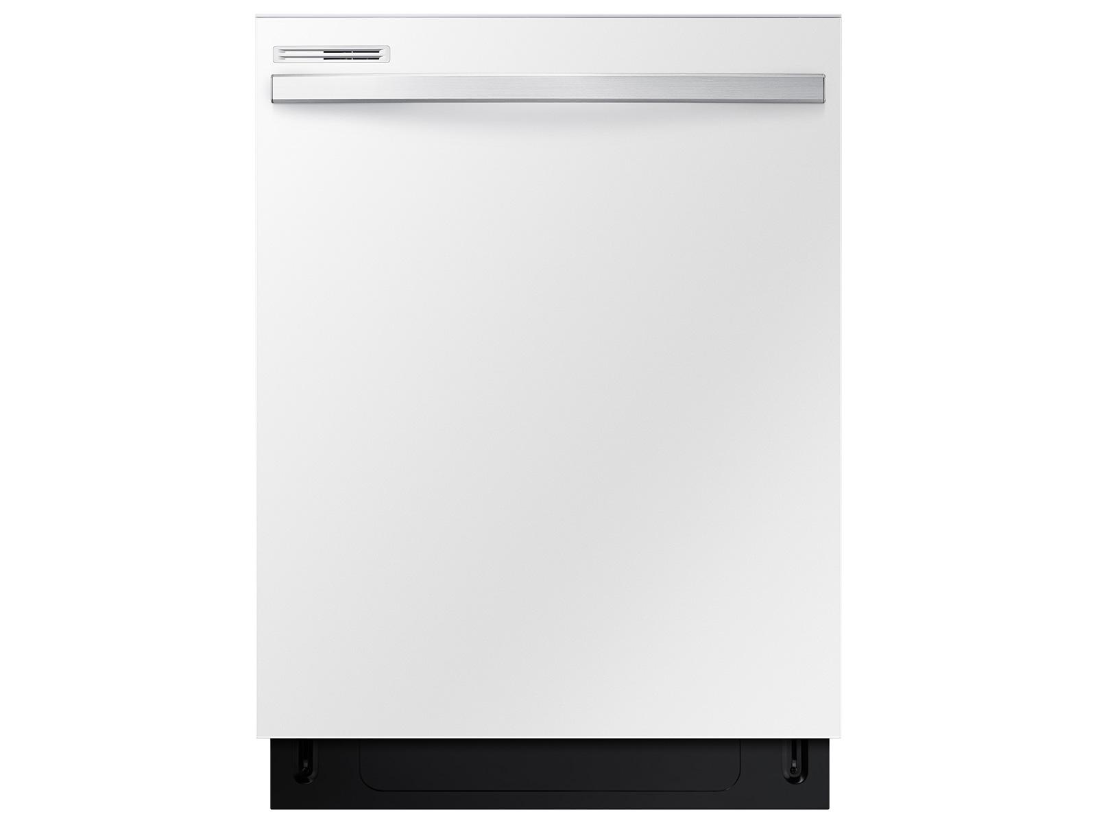 Digital Touch Control 55 dBA Dishwasher in White