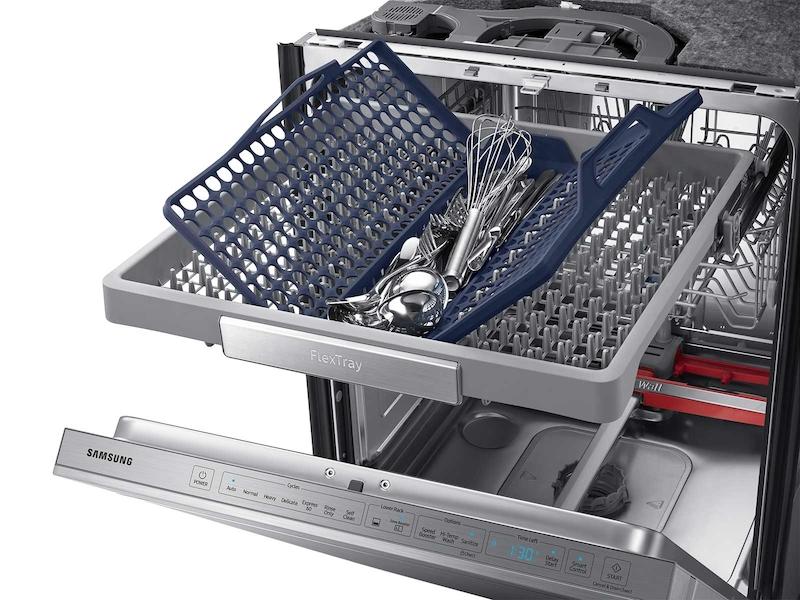Model: DW80M9960UG | Top Control Dishwasher with Flextray™