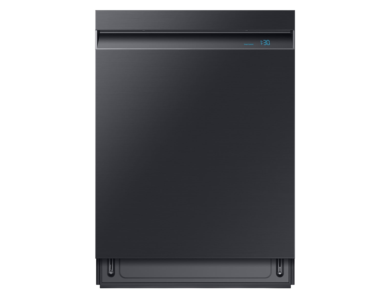 Samsung coupon: Samsung Smart Linear Wash 39dBA Dishwasher in Black Stainless Steel(DW80R9950UG/AA)