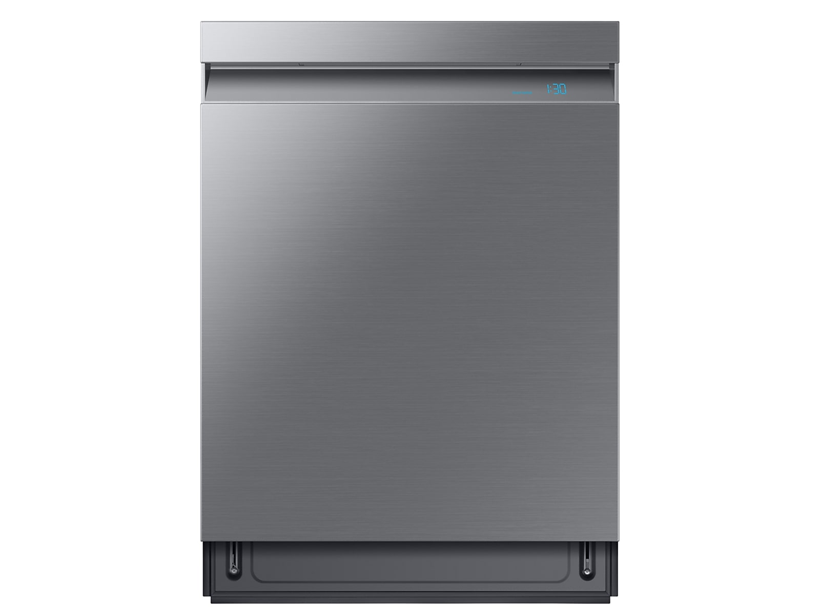 Samsung coupon: Samsung Smart Linear Wash 39dBA Dishwasher in Silver(DW80R9950US/AA)