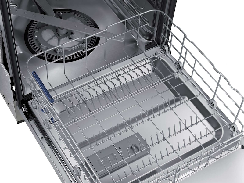Front Control Dishwasher With Stainless Steel Interior Dishwashers Dw80j3020us Aa Samsung Us