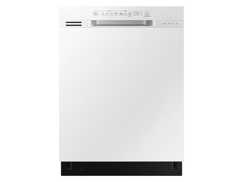 Front Control Dishwasher With Hybrid Interior Dishwashers Dw80n3030uw Aa Samsung Us