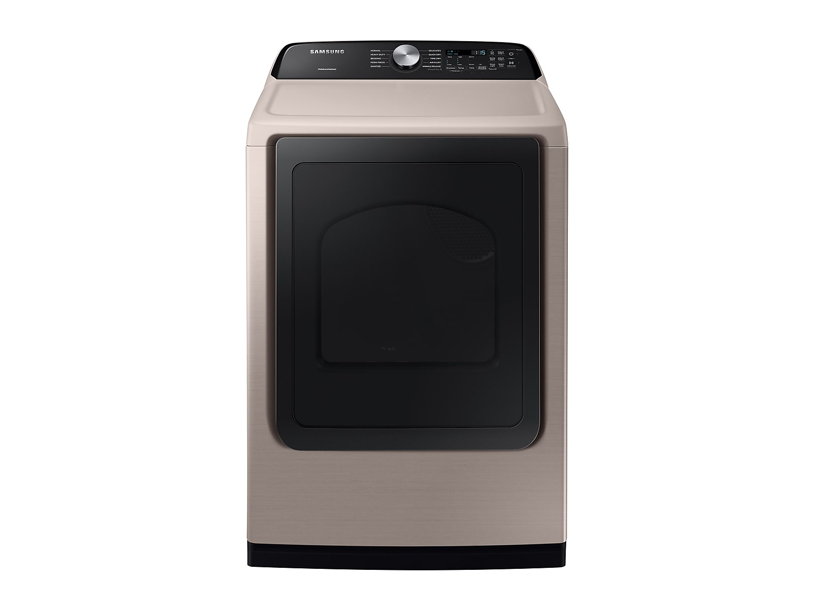Samsung coupon: Samsung 7.4 cu. ft. Electric Dryer with Sensor Dry in Champagne(DVE50T5300C/A3)