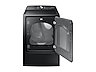 Thumbnail image of 7.4 cu. ft. Electric Dryer with Steam Sanitize+ in Black Stainless Steel
