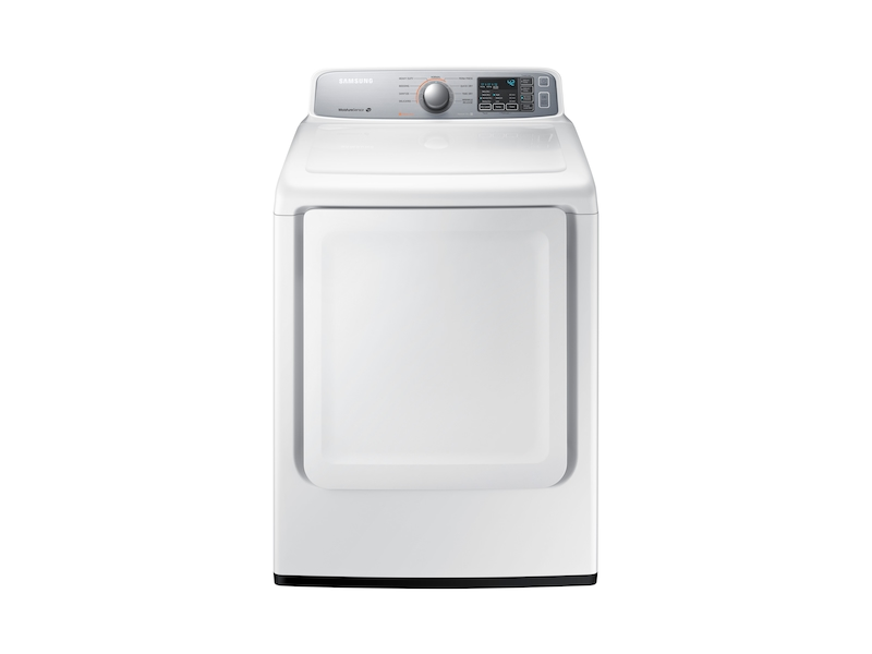 Electric Dryer Dryers Dv45h7000ew A2 Samsung Us