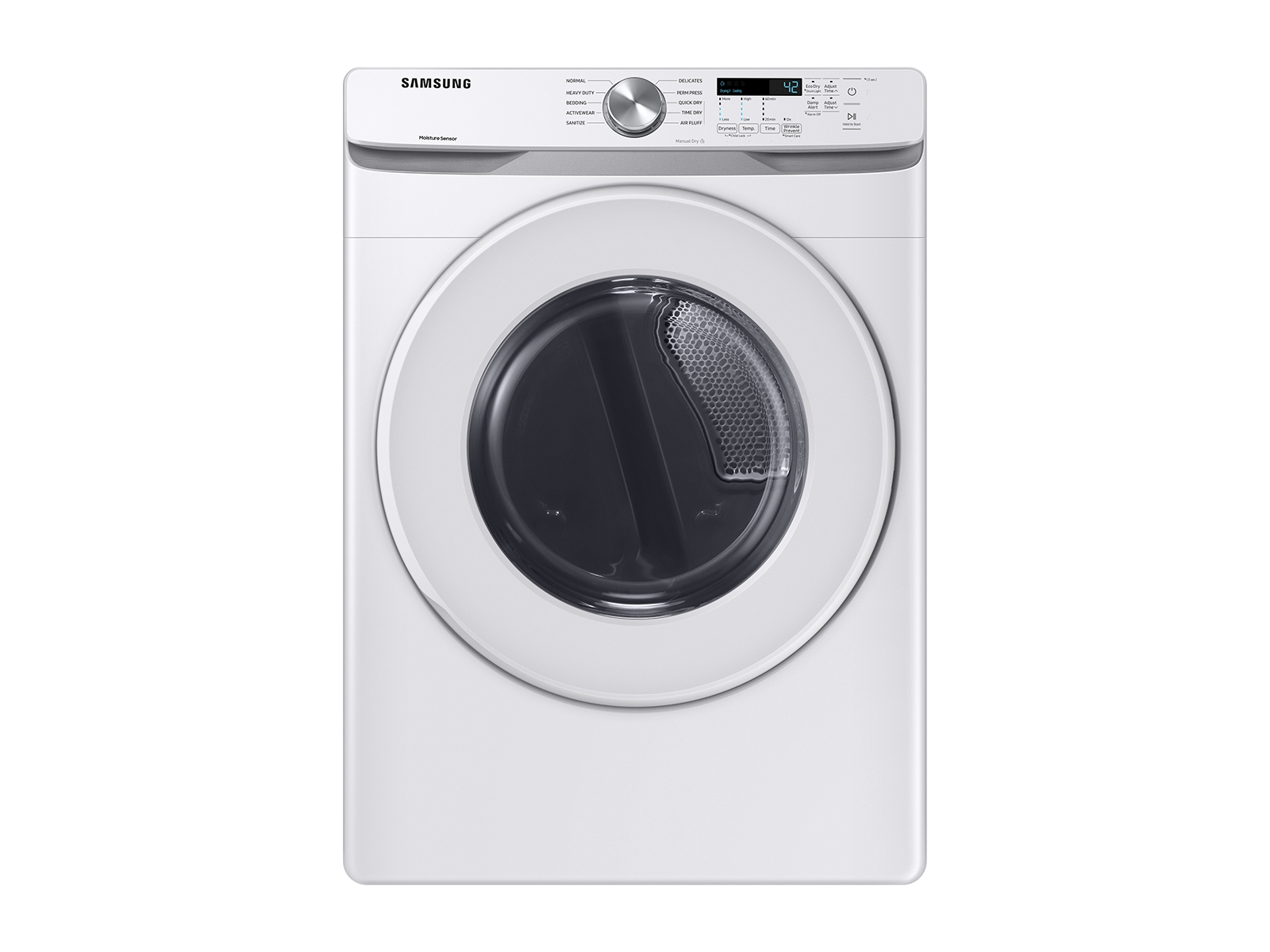 Samsung 7.5 cu. ft. Electric Dryer with Sensor Dry in White