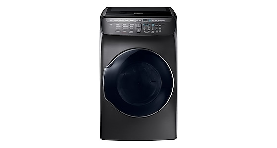 DV9600 7 5 cu  ft  FlexDry™ Electric Dryer Dryers - DVE55M9600V/A3