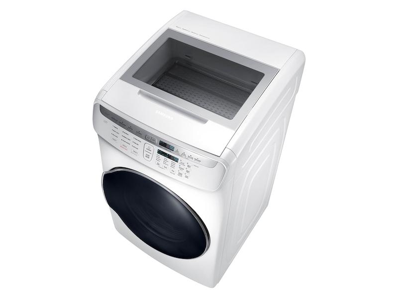 Model: DVE55M9600W | DV9600 7.5 cu. ft. FlexDry™ Electric Dryer