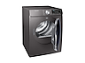 Thumbnail image of 4.0 cu. ft. Electric Dryer with Smart Care in Inox Grey
