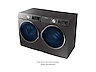 "Thumbnail image of DVE6850 4.0 cu. ft. 24"" Electric Dryer with Smart Care (2018)"