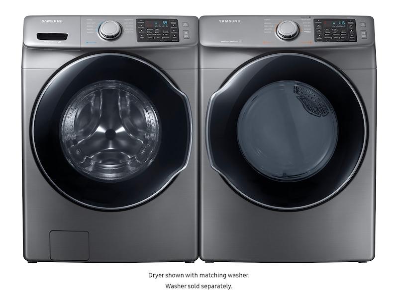 dv5500 7 5 cu ft electric dryer dryers dve45m5500p a3 samsung us. Black Bedroom Furniture Sets. Home Design Ideas