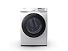 Thumbnail image of DV6100 7.5 cu. ft. Electric Dryer with Steam Sanitize+ in White