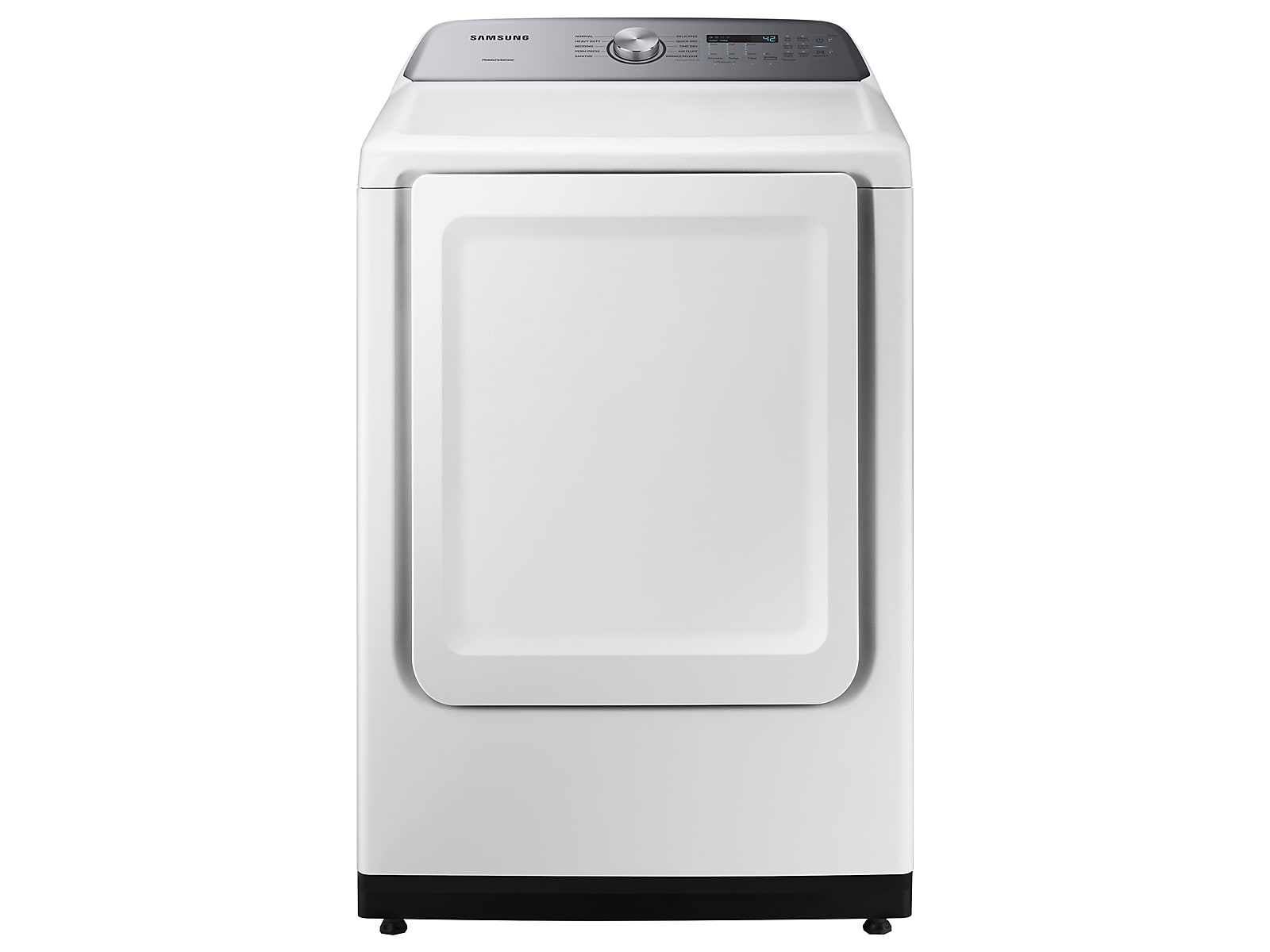 Samsung coupon: Samsung 7.4 cu. ft. Electric Dryer with Sensor Dry in White(DVE50R5200W/A3)