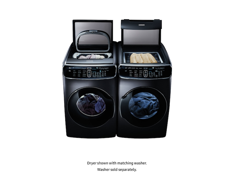 Model: DVE60M9900V | DV9900 7.5 cu. ft. FlexDry™ Electric Dryer