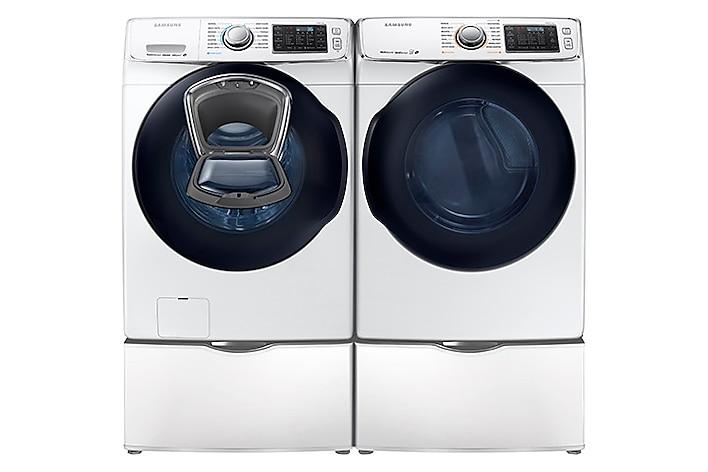 Dv6500 7 5 Cu Ft Gas Dryer Dryers Dv45k6500gw A3 Samsung Us