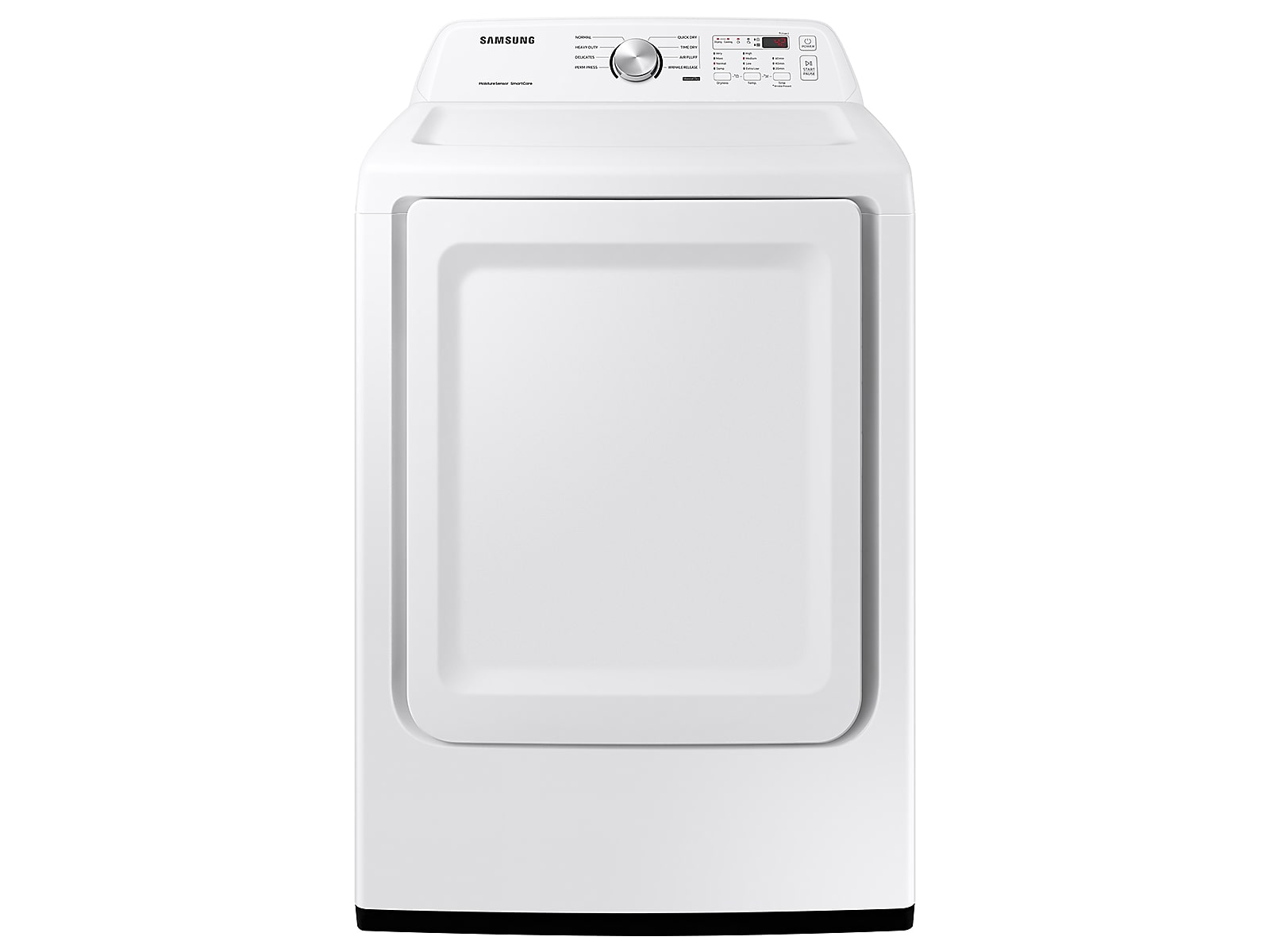 Samsung coupon: Samsung 7.2 cu. ft. Gas Dryer with Sensor Dry in White (DVG45T3200W/A3)