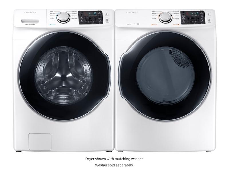 Model: DVG45M5500W | DV5500 7.4 cu. ft. Gas Dryer