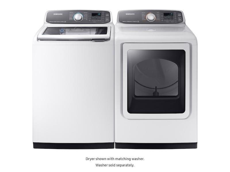 Model: DVG52M7750W | DV7750 7.4 cu. ft. Gas Dryer