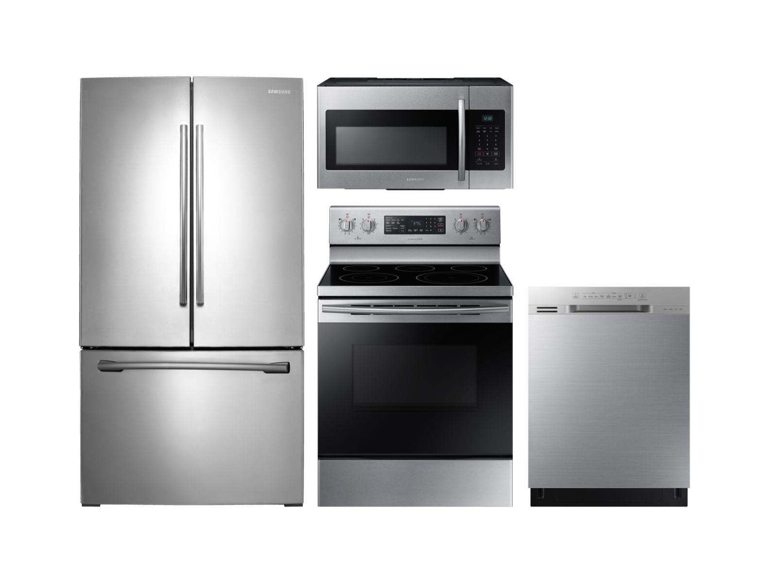 State-of-the-art design in stainless steel
