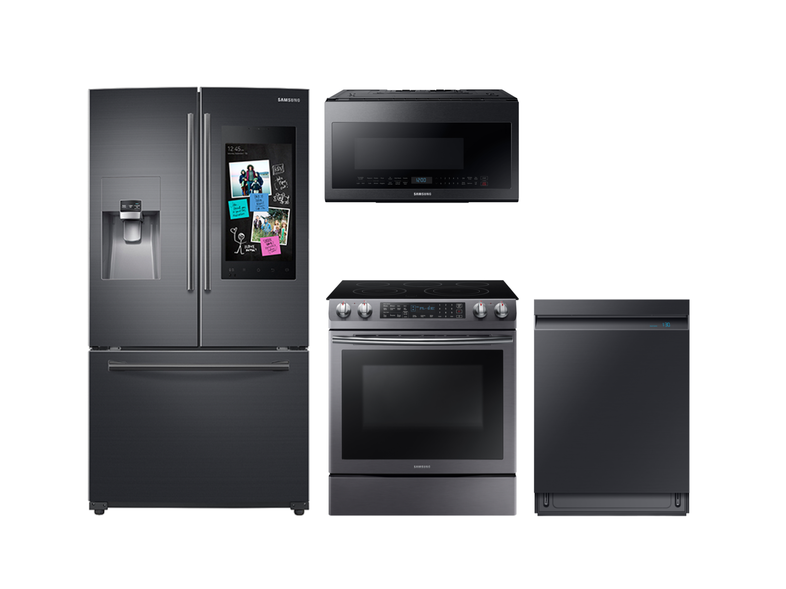 Premium Innovations in black stainless steel